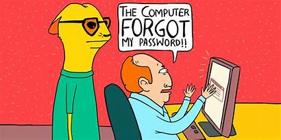 Password Forgot Computer Oh Keep Safe Accounts