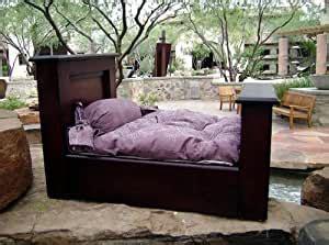amazoncom designer dog bedding ensemble  pucci twin