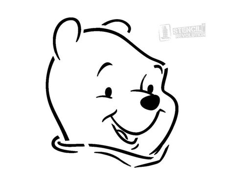 Winnie The Pooh Templates by Your Free Winnie The Pooh Stencil Here Save Time