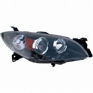 Mazda 3 Headlight Assembly Diagram