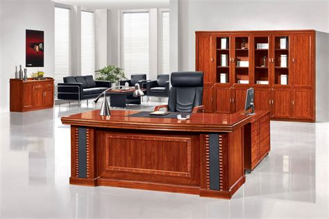 Wood Office Furniture Home And Lock Screen Wallpaper