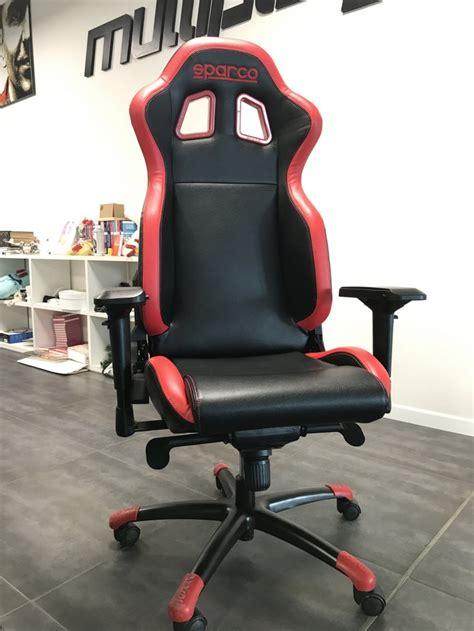 si鑒e sparco sparco grip una nuova era per le sedie da gaming
