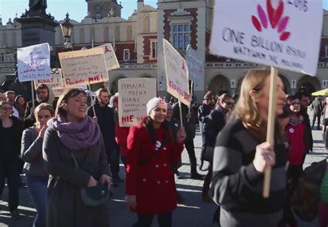 one billion rising 2016 krakow tv one billion rising krakow 2016 the krakow post