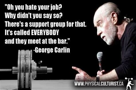 George Carlin Meme - funny quotes about stupid people