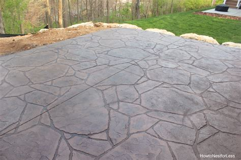 how to build a patio firepit how to nest for less