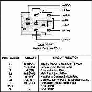 1995 Mustang Wiring Diagram
