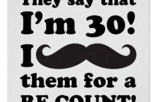 Turning 30 Quotes | Funny Turning 30 Birthday Quotes