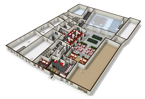 How To Design Home Layout by Well Plan Of A Funeral Home Written Word How To