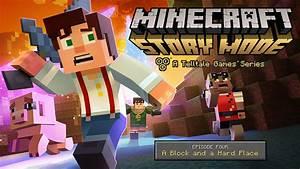 Minecraft: Story Mode - A Telltale Games Series on Steam