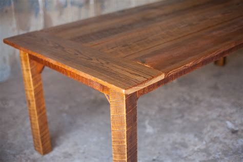 wood tables for farm tables reclaimed wood farm table woodworking 7821