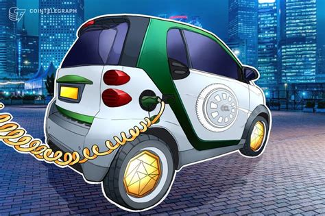 Electric Powered Vehicles by Startup Launches Blockchain Powered Electric Vehicles That