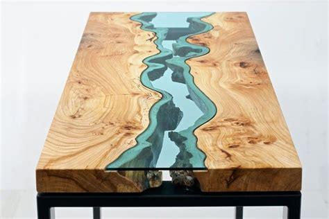 Tisch Holz Glas by Designer Couchtisch Aus Holz Und Glas Leonie Holztisch