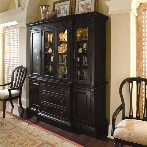 dining room hutch with glass doors sturlyn china cabinet with wood framed glass doors by