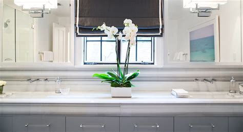 grafton clear glass pull transitional bathroom