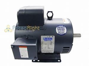 Leeson 5 Hp Motor Single Phase Wiring Diagram