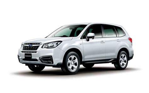 2018 Subaru Forester Price, Design, Changes, Engine