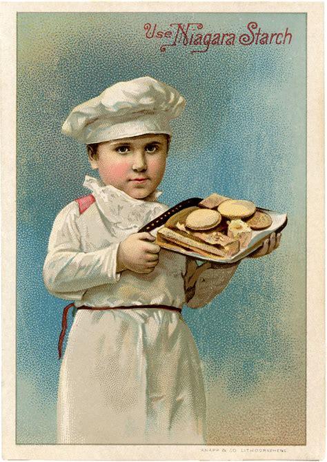 cuisines vintage vintage baker boy image the graphics