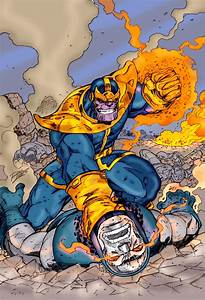 Julian Perez Conquers the Universe!: Why Thanos is cooler ...