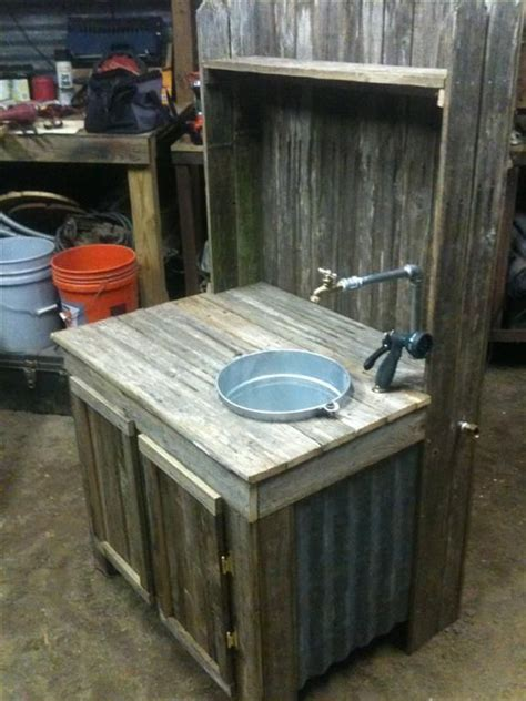 17 best ideas about outdoor sinks on outdoor