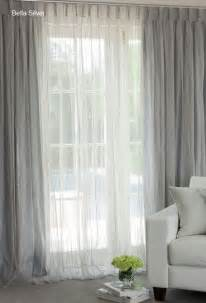 Patio Door Curtains Grommet Top by 1000 Ideas About Sheer Curtains On Pinterest Curtains