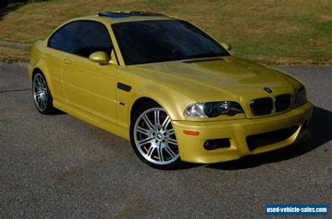 M3 Bmw For Sale by 2002 Bmw M3 For Sale In The United States