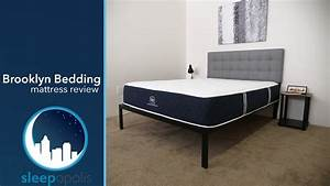 brooklyn bedding signature mattress review youtube With brooklyn bed review