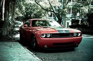 Car, Muscle, Cars, Dodge, Dodge, Challenger, Srt, Wallpapers