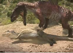 Torvosaurus vs  Allosa...Torvosaurus Vs Tyrannosaurus