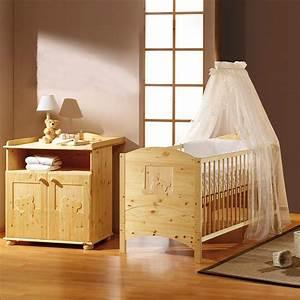 Babyzimmer 2 Teilig : babyzimmer massiv preisvergleich die besten angebote online kaufen ~ Frokenaadalensverden.com Haus und Dekorationen