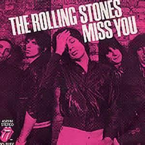 i miss you testo rock mithology rolling stones miss you con testo