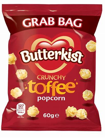 Bag Grab Butterkist Popcorn Toffee Kp Snacks