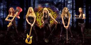 Swiss All Female Heavy Metal Band Burning Witches To ...