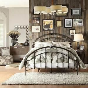 Idees Deco Chambre : la chambre vintage 60 id es d co tr s cr atives ~ Melissatoandfro.com Idées de Décoration