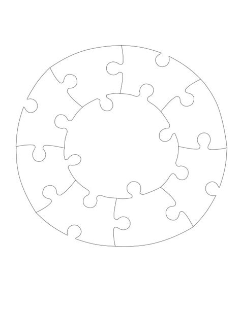 jigsaw puzzle template wood shop woodworking scroll patterns