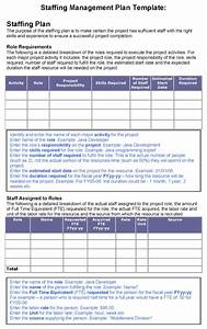 download staffing management plan template for free With staffing plans template