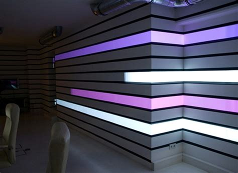 tech wall lighting  videprojektoren