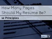10 pros 4 cons and 5 risks of graphic resumes