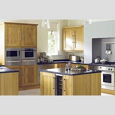 Cooke & Lewis Chesterton Solid Oak  Fitted Kitchens  Diy