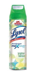 Amazon.com: Lysol Max Cover Disinfectant Mist, Country