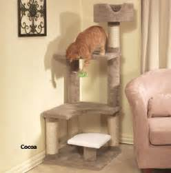how to build a cat tower everything about cats how to build your own cat tree