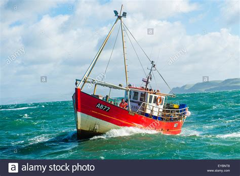 Crab Fishing Boat Jobs by Inshore Fishing In Cardigan Bay A Small Lobster And Crab