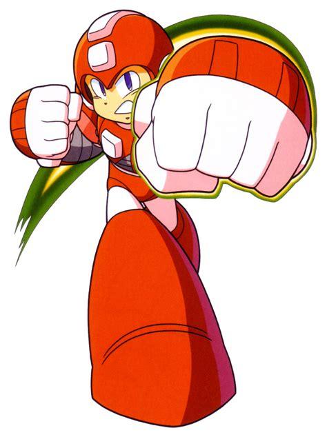 Mega Man Character Giant Bomb