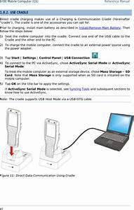 Cipherlab 9700 Mobile Computer User Manual 9700 Mobile