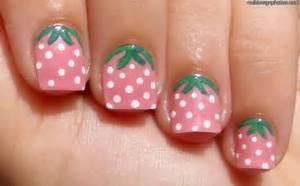 Easy nail designs for short nails tumblr ^