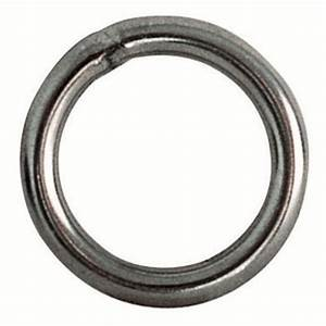 Barre Acier Rond Plein : anneau rond soud acier inox 3 mm 10 mm esses ~ Dailycaller-alerts.com Idées de Décoration
