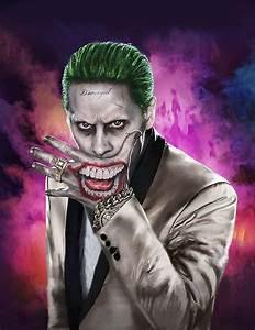 Suicid Squad Joker : jared leto as the joker in the suicide squad movie stuff pinterest jokers harley quinn ~ Medecine-chirurgie-esthetiques.com Avis de Voitures