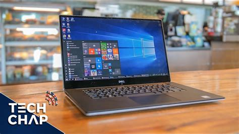 dell xps 15 9570 review the laptop i9 gtx 1050 ti the tech chap