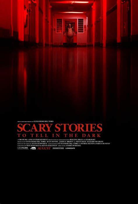 Historias de miedo para contar en la oscuridad (2019