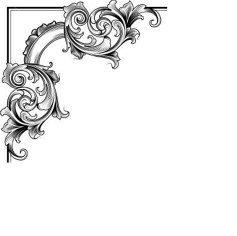 decorative corner  images  clkercom vector clip