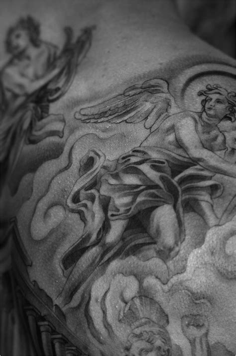 cool greek mythology tattoo design inspiration